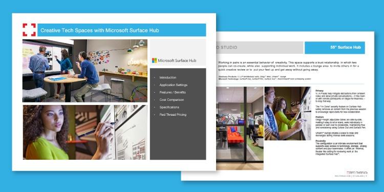 Creative tech spaces