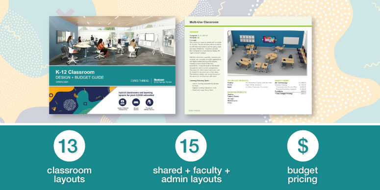 K-12 Classroom Design & Budget Guide