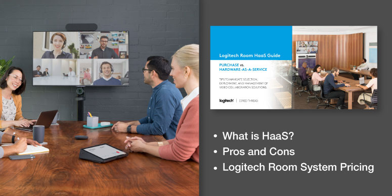 Logitech Room HaaS Guide by Red Thread