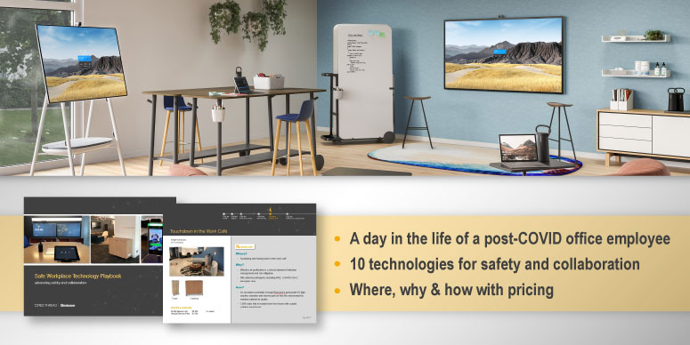 Safe Workplace Technology Guide by Red Thread